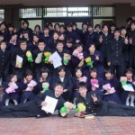 58回生卒業式