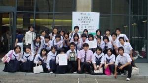平成18年 第53回NHK杯全国高校放送コンテスト 全国大会