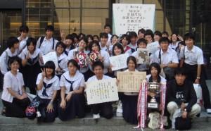 平成22年 第57回NHK杯全国高校放送コンテスト