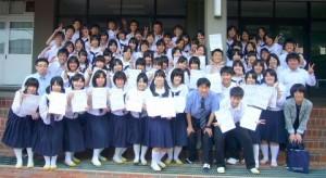 平成23年 第58回NHK杯全国高校放送コンテスト 東播・淡路地区大会