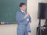 東日本大震災の状況報告会