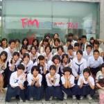 68回生がFMみっきぃで2時間の生放送