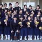 65回生卒業式