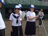 高校野球選手権兵庫大会開会式