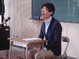 NHK杯校内予選&内藤アナ来校