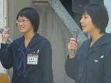 蜻蛉祭 2004 2日目 サブステージ、展示教室