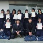 新・放送フェスティバルで1年生健闘!