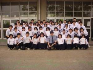 平成18年 第53回NHK杯全国高校放送コンテスト 東播・淡路地区大会