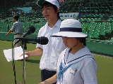 甲子園開会式+全国高校総合文化祭