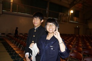 蜻蛉祭開催!校内発表