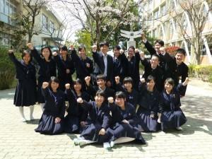 平成27年 大江先生との記念写真