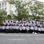 平成28年 第63回NHK杯全国高校放送コンテスト東播・淡路地区大会