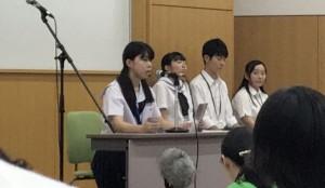 第65回NHK杯全国高校放送コンテスト3日目