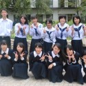 松蔭高校で合同練習&先輩の指導会