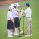 高校野球兵庫大会開会式の司会